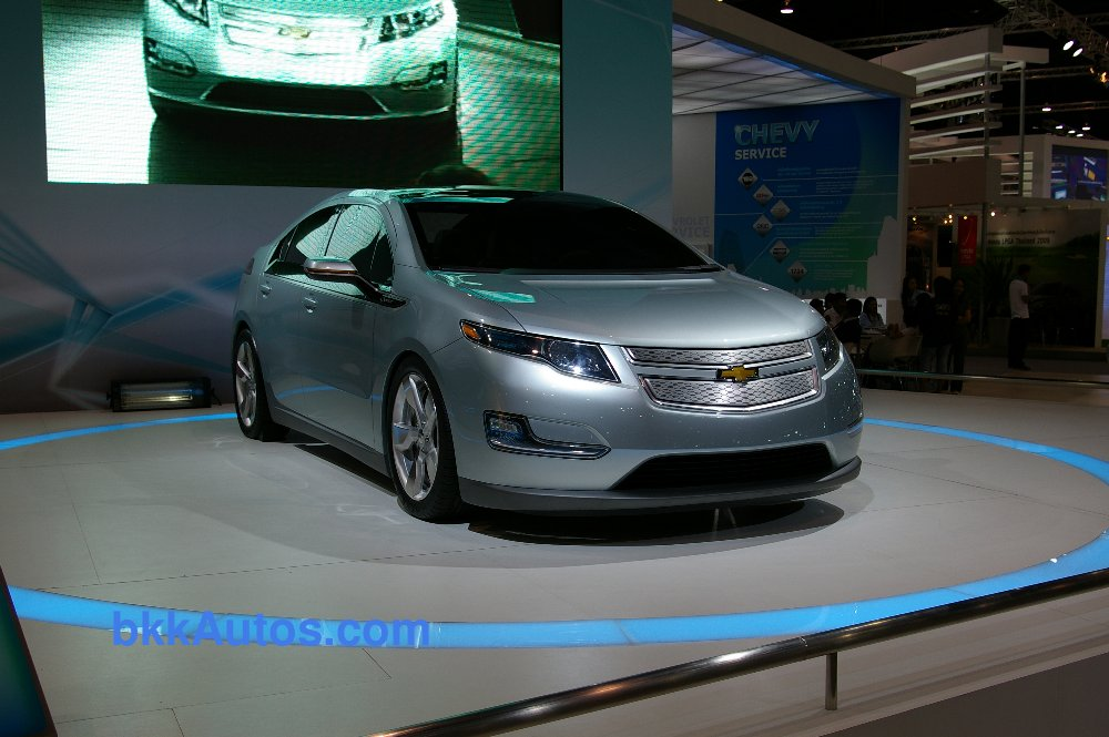 Chevrolet Volt 1