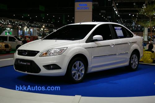 Ford Focus TDCi 1