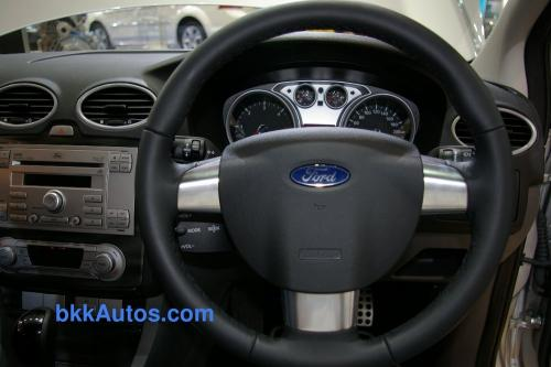 Ford Focus TDCi Interior