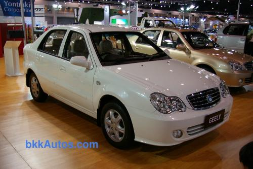 Geely CK Image