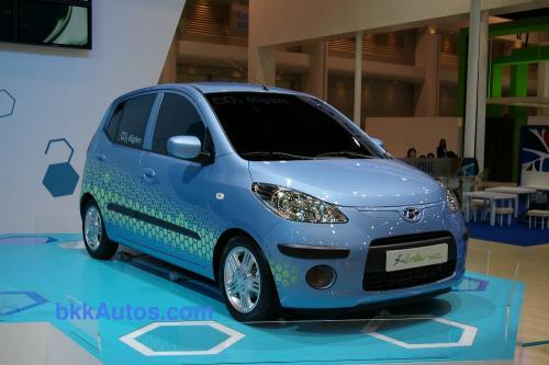 Hyundai i10 iBlue CNG 1