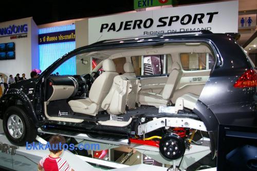 Mitsubishi Pajero Sport 1