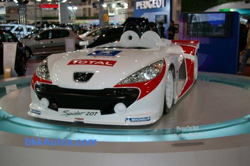 Peugeot 207 Spider 1