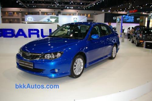 Subaru Impreza Sedan 1