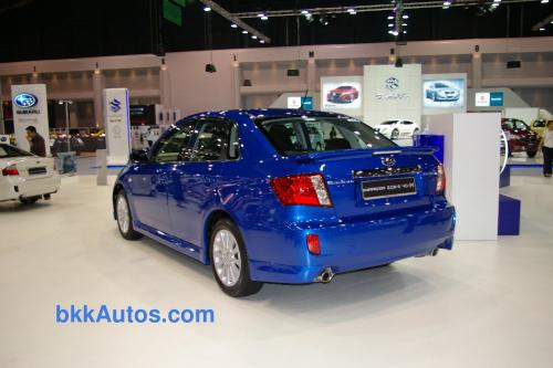 Subaru Impreza Sedan 2