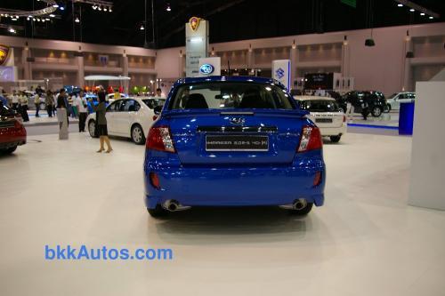 Subaru Impreza Sedan 3