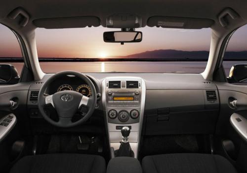 2008 Toyota Corolla Altis Detailed Preview Interior 3