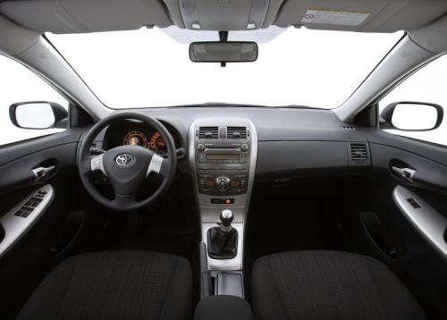 2008 Toyota Corolla Altis - detailed preview - Interior 5