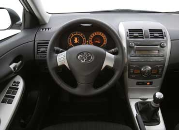 2008 Toyota Corolla Altis Detailed Preview Interior 6 Bkkautos Com