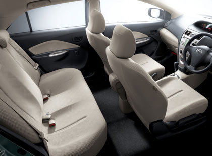 Toyota accepting bookings on new Vios - Interior