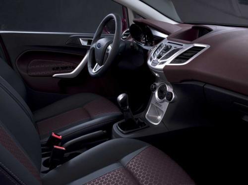 2009 Ford Fiesta interior B