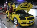 Thailand International Motor Expo 2006 Photos - Audi TT dual engine