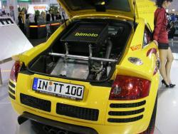 Thailand International Motor Expo 2006 Photos - Audi TT