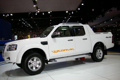 Ford Ranger Wildtrak 4