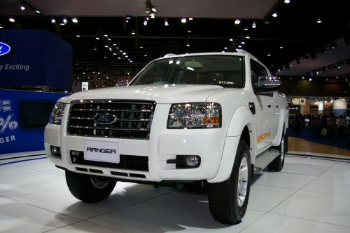 Ford Ranger Wildtrak 5