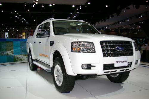 Ford Ranger Wildtrak 8