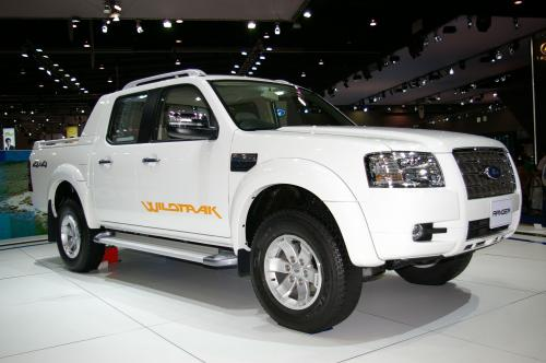 Ford Ranger Wildtrak 9