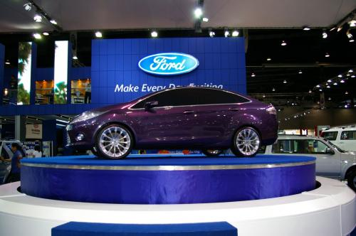 Ford Verve Concept 1