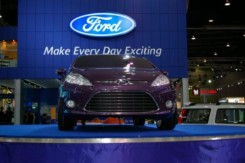 Ford Verve Concept 4