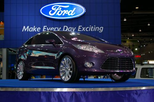 Ford Verve Concept 5