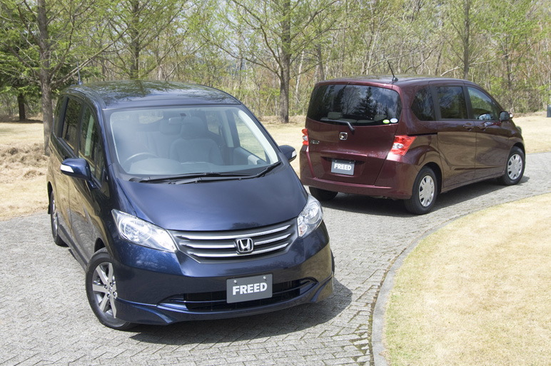 Honda Freed Image