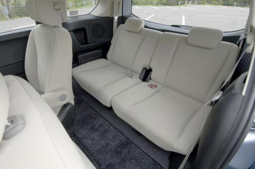 Honda Freed Back Row