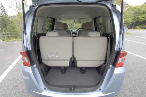 Honda Freed Boot