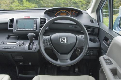 Honda Freed Drivers Seat