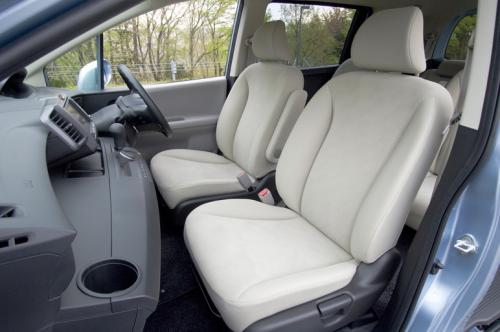 Honda Freed Front Row