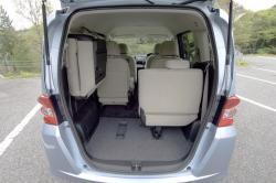 Honda Freed Rear Seat Up