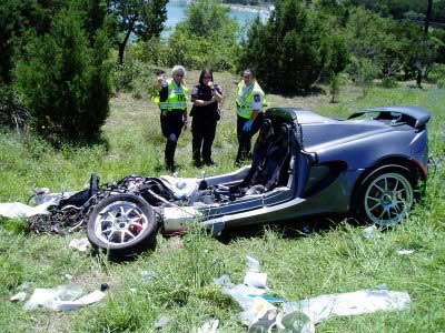 Lotus Elise and Exige to join Thai market - Lotus Elise crashed