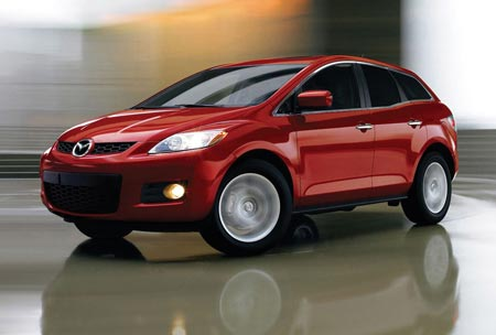 New Year Revelations - Forecast for 2007 - Mazda CX-7