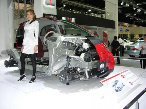 More Thailand International Motor Expo 2006 Photos - Mitsubishi i