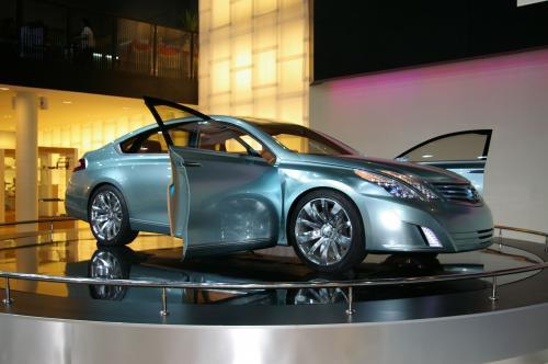 Nissan Intima Concept 2
