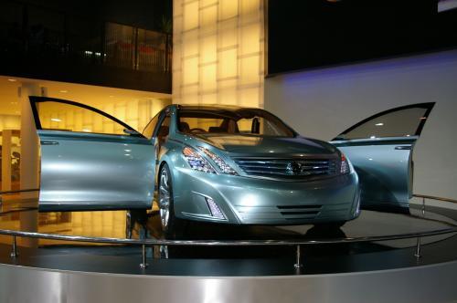 Nissan Intima Image