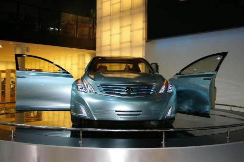 Nissan Intima Concept 4