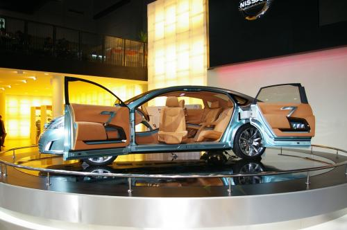 Nissan Intima Concept 6