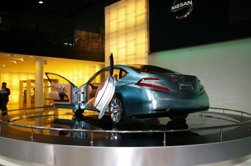 Nissan Intima Concept 9