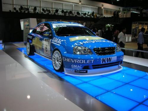 Thailand International Motor Expo 2006 Photos - Optra touring car