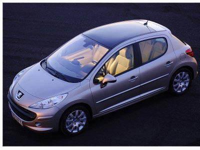 French built Peugeot 207 makes it to Thailand - Peugeot 207