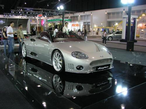 More Thailand International Motor Expo 2006 Photos - Spyker