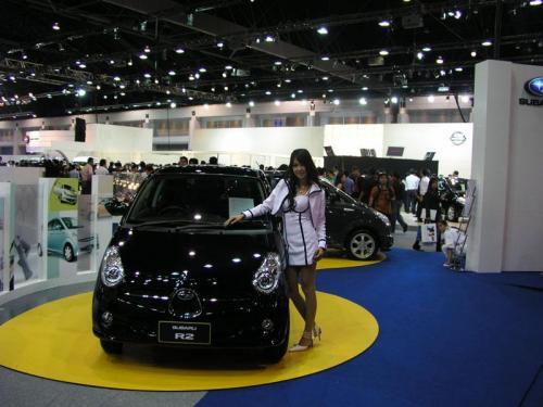 Thailand International Motor Expo 2006 Photos - Subaru R2