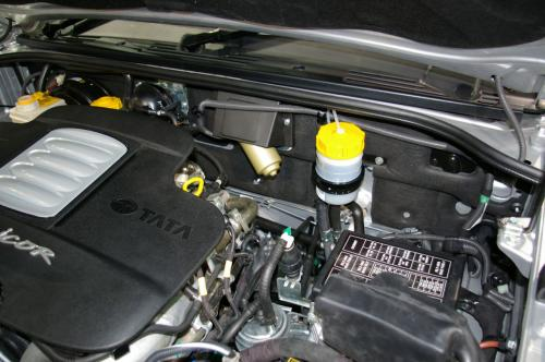 Tata Xenon - Engine 2