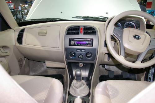 Tata Xenon - Interior 9