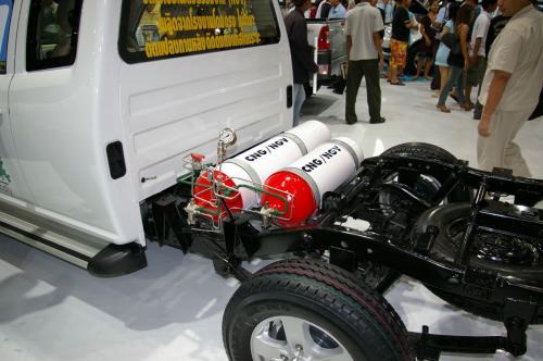 Tata Xenon - CNG 4
