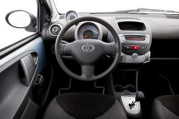 Why Toyota should bring Aygo to Thailand - Aygo Interior 2 ...