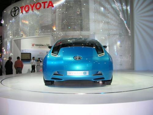 2007 Bangkok International Motor Show - Yawn (Toyota Hybrid Concept 3)