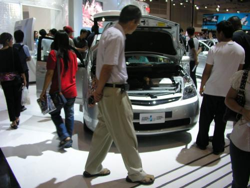 2007 Bangkok International Motor Show - Yawn (Toyota_Prius.jpg)