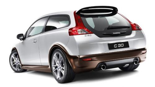 Volvo aims to double Thai sales in 2007, banking on new C30 and S80 models - C30 rear