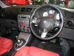 Thailand International Motor Expo 2006 Photos - Alfa Romeo interior